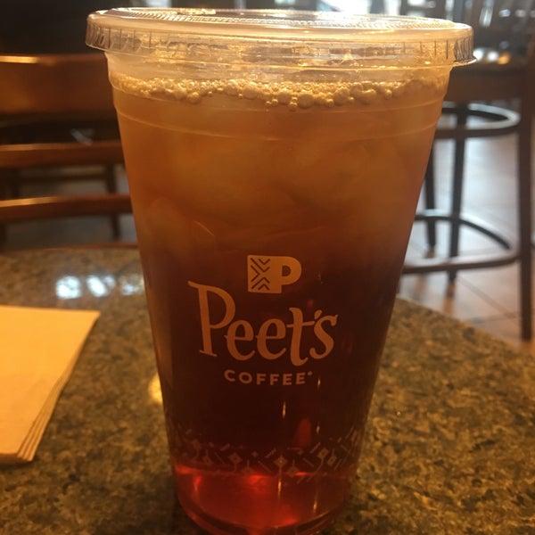 Photo taken at Peet's Coffee & Tea by Frank R. on 10/31/2017