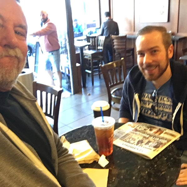 Photo taken at Peet's Coffee & Tea by Frank R. on 9/15/2017