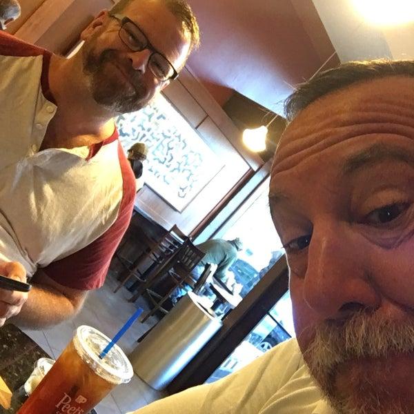 Photo taken at Peet's Coffee & Tea by Frank R. on 9/22/2017