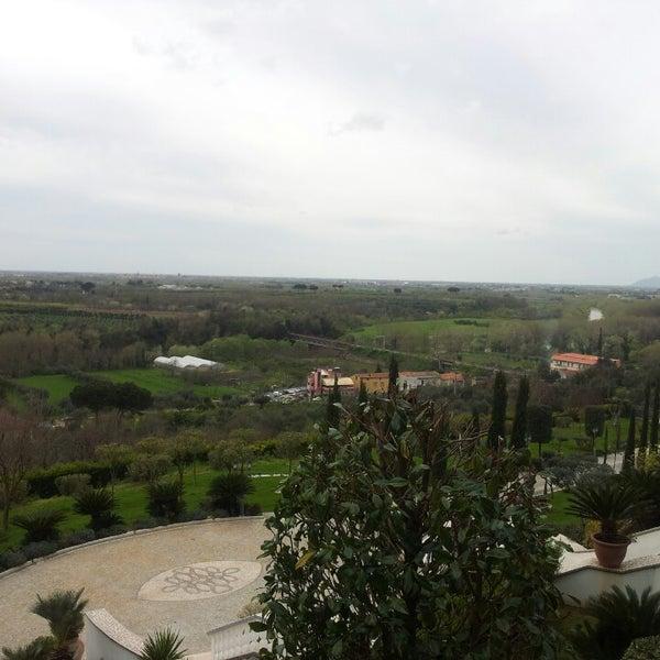 Foto scattata a villa ebla da Alessandra V. il 4/1/2013