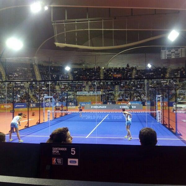 Photo taken at Palacio de los Deportes by Maria A. on 4/1/2017