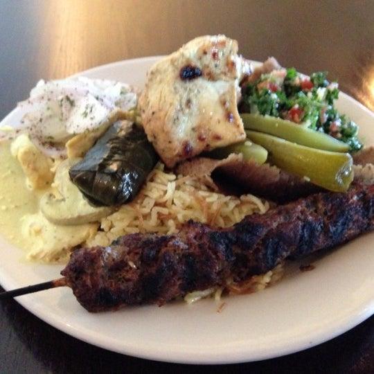 Ali baba mediterranean grill 40 tips for Ali baba mediterranean cuisine