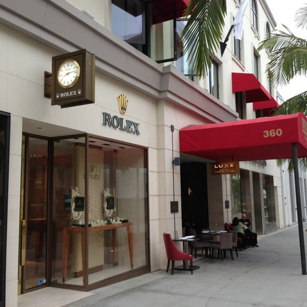 Luxe Hotel Rodeo Drive Hotel In Beverly Hills