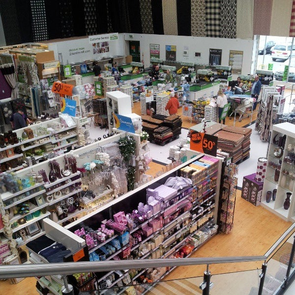 Dunelm Home: Furniture / Home Store In Osney