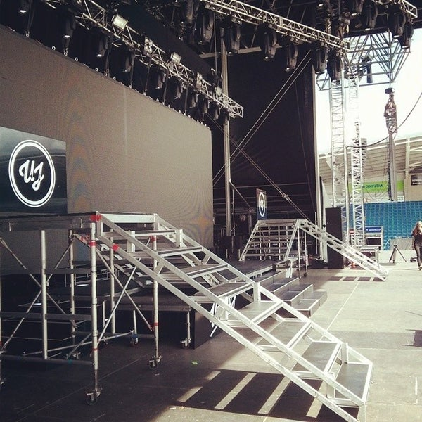 Photo taken at The Proact Stadium by Chris C. on 6/8/2014
