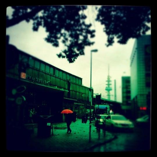 Photo taken at Duisburg Hauptbahnhof by q q. on 10/12/2012