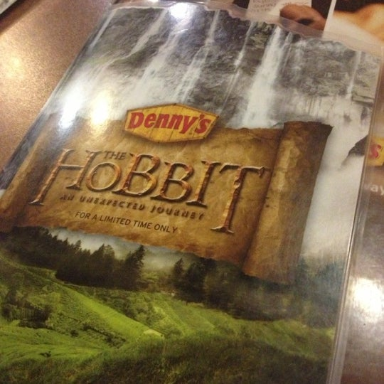 Photo taken at Denny's by Rosa N. on 12/1/2012