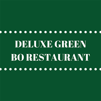 Photo taken at Deluxe Green Bo Restaurant by Deluxe Green Bo Restaurant on 11/7/2016