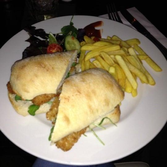 Photo taken at TCR Lounge Bar by Nika on 9/19/2012