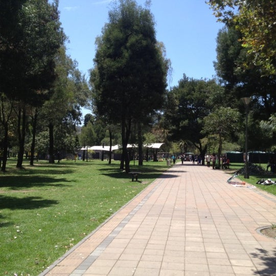 Foto tomada en Parque El Ejido por DeTrip el 10/20/2012
