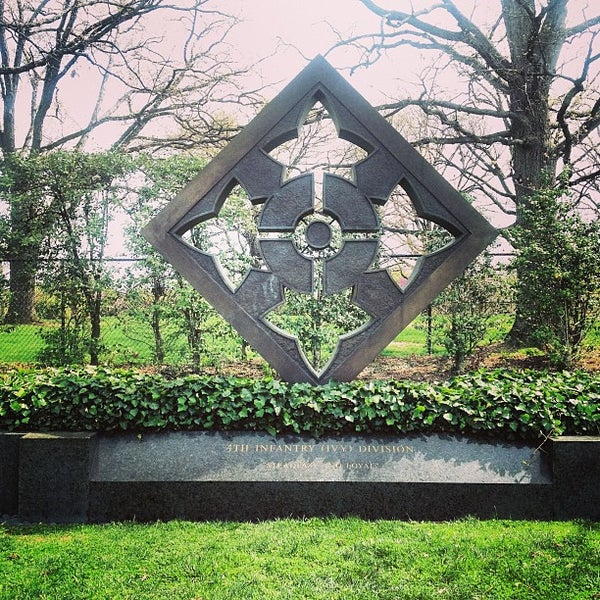 Photo taken at Arlington National Cemetery by Derek L. on 4/14/2013