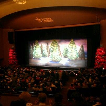 Photo taken at Lisner Auditorium by Laura on 12/1/2012