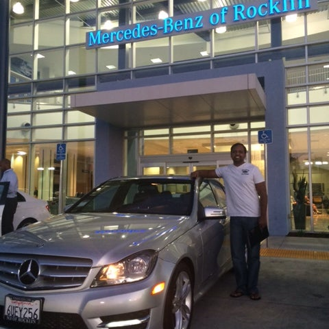 Photo Taken At Mercedes Benz Of Rocklin By Mercedes Benz Of Rocklin On 3