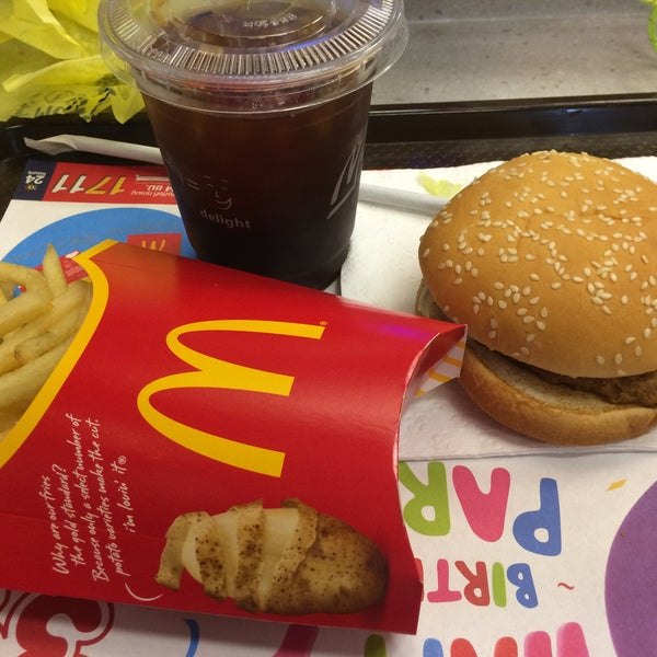 Photo taken at McDonald's by Kenichiro A. on 6/17/2017