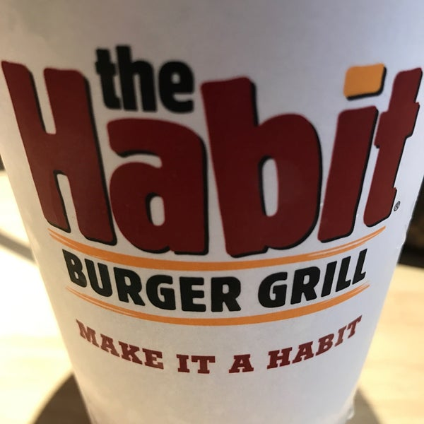 Photo taken at The Habit Burger Grill by William S. on 3/19/2017
