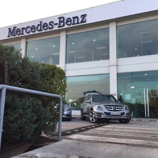 Comercial mercedes benz tienda de autom viles en madrid for Comercial mercedes benz