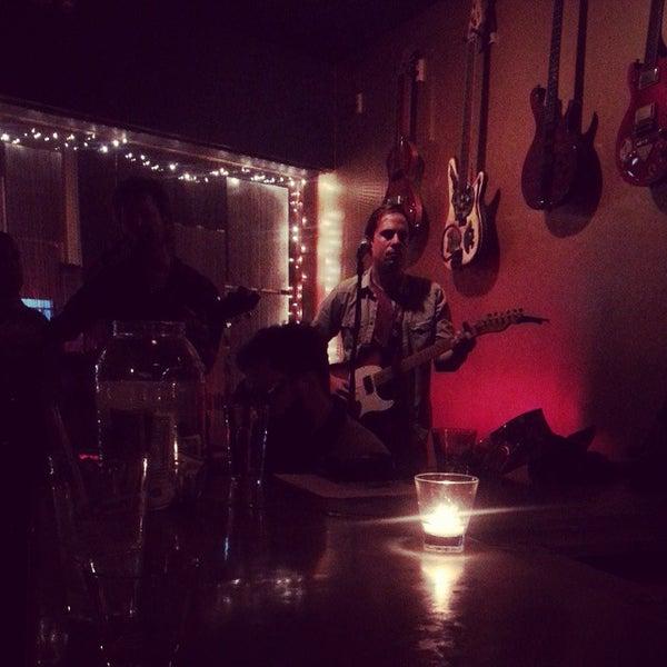 Photo taken at Bar Chord by Amanda on 9/20/2014