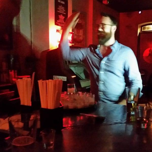 Photo taken at Bar Chord by Amanda on 9/2/2015