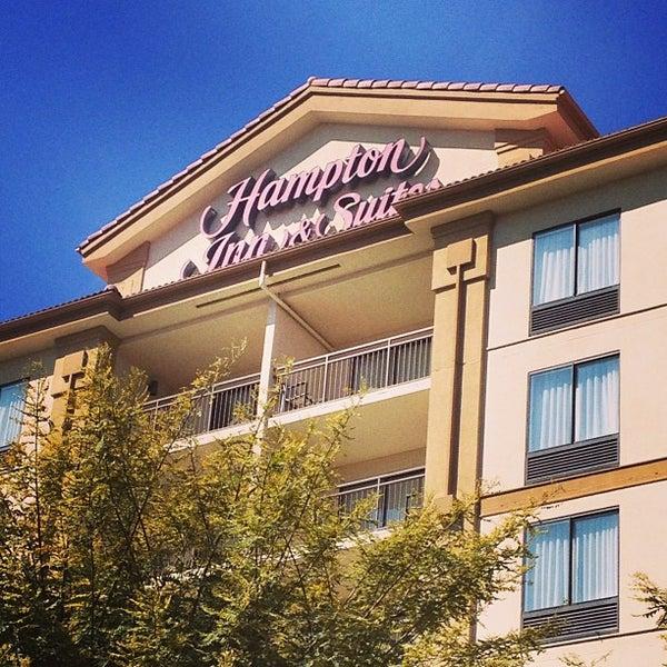 Hampton Inn Suites Los Angeles Anaheim Garden Grove 11747 Harbor Blvd