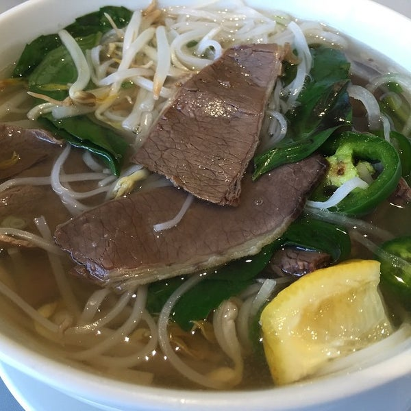 Photo taken at Ha Long Pho Noodle House by Gary N. on 5/12/2015