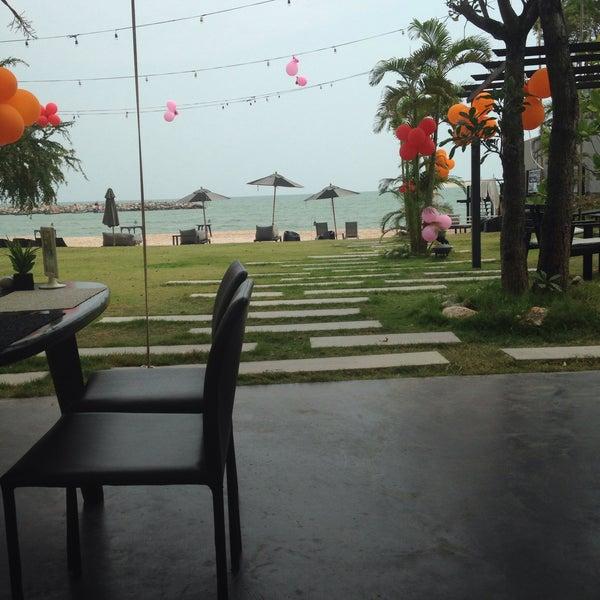 Photo taken at Cher Resort by patikarn m. on 2/13/2015