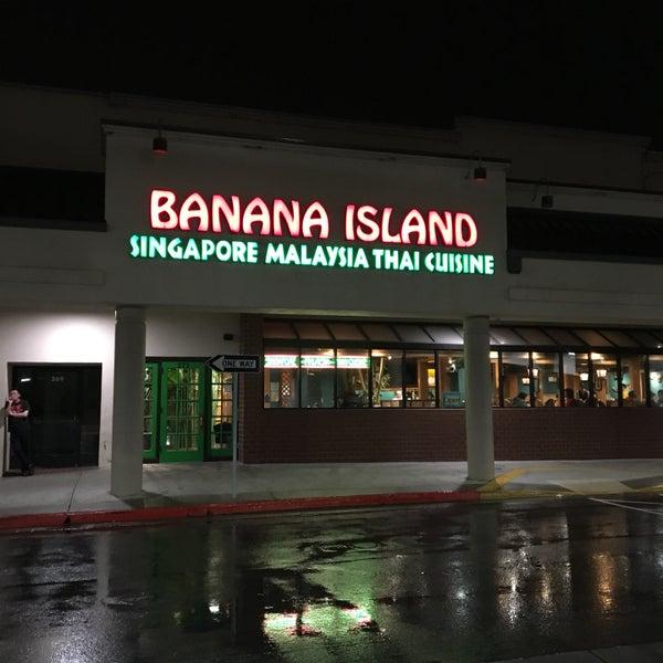 Photo taken at Banana Island by Len K. on 2/22/2017