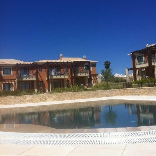 Foto tirada no(a) Monte Santo Resort por Aurelie C. em 8/3/2011
