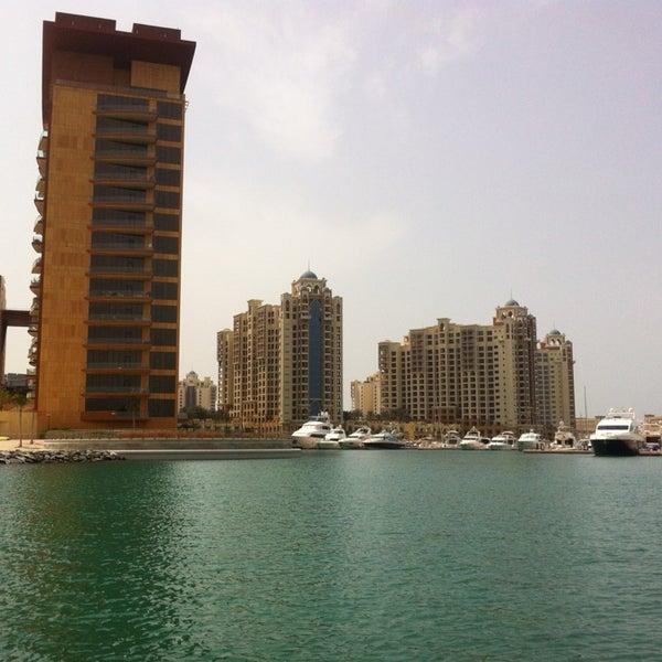 3/11/2013 tarihinde Cédric Q.ziyaretçi tarafından Rixos The Palm Dubai'de çekilen fotoğraf