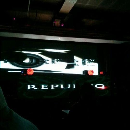 Photo taken at Republiq by Juan José d. on 2/2/2013