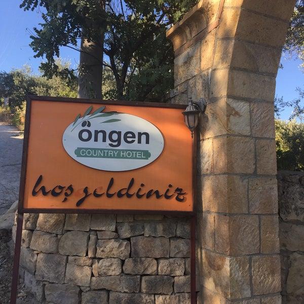 9/4/2017 tarihinde Aylin V.ziyaretçi tarafından Öngen Country Hotel'de çekilen fotoğraf