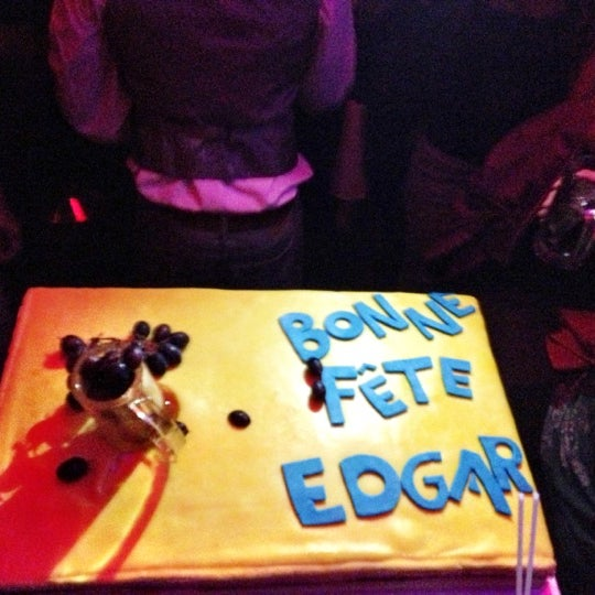 Photo taken at Edgar Hypertaverne by Pascal P. on 9/21/2012