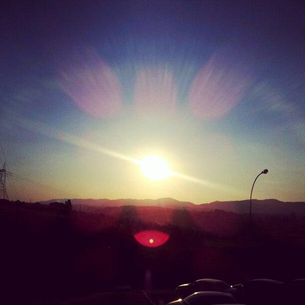 Снимок сделан в PUC Minas пользователем Fabio C. 11/22/2012