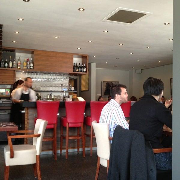 Photo taken at Restaurant Zuid by Roel C. on 4/7/2013