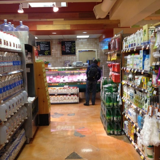 Photo taken at Whole Foods Market by MK P. on 11/10/2012