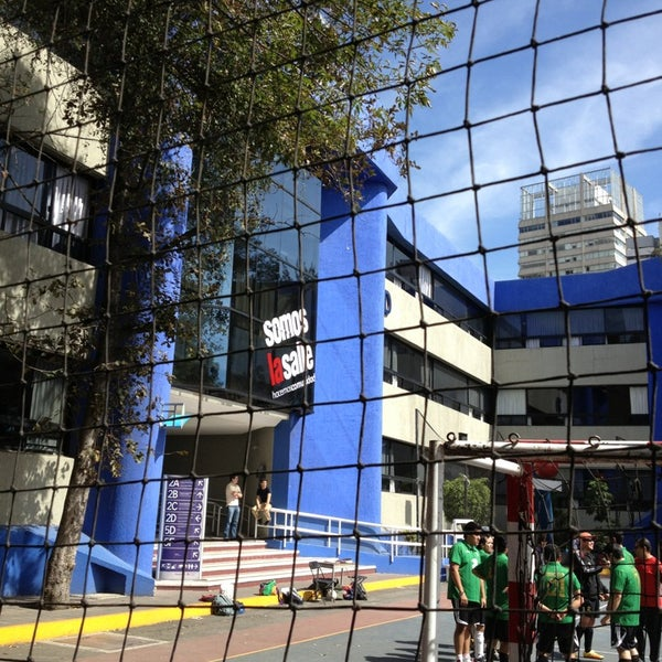 6/22/2013 tarihinde Alberto P.ziyaretçi tarafından Universidad La Salle'de çekilen fotoğraf
