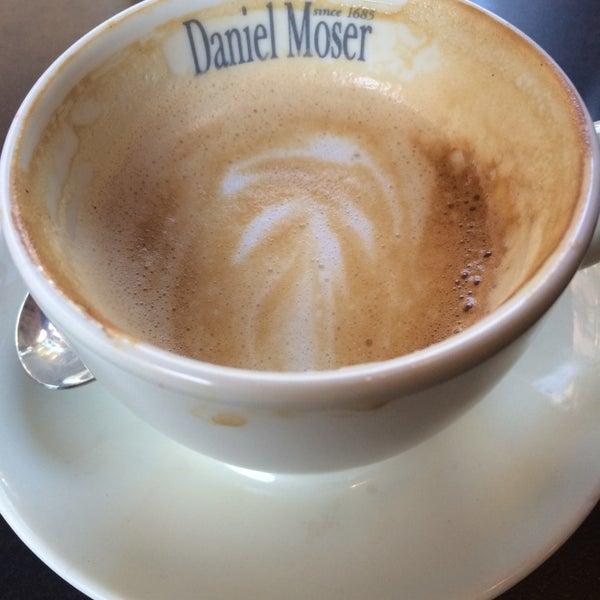 Das Foto wurde bei Café Daniel Moser von Claudia am 7/8/2014 aufgenommen