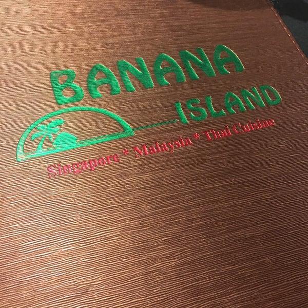 Photo taken at Banana Island by Sylvie on 2/22/2017