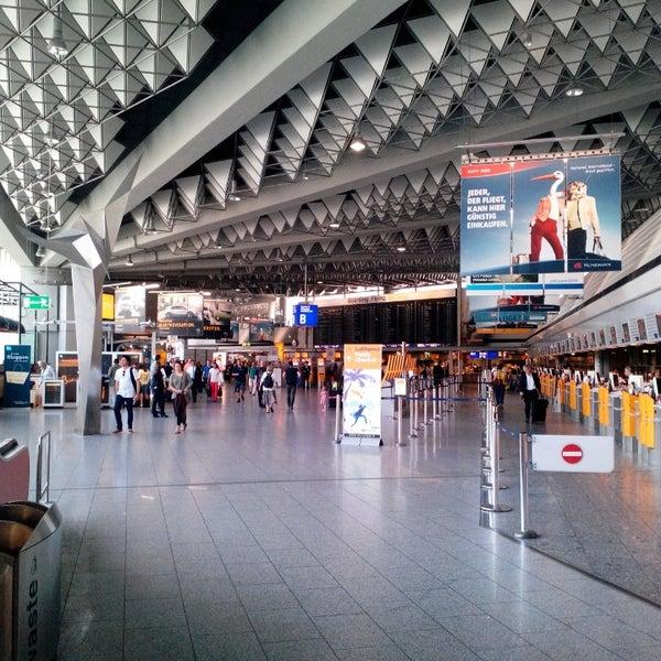Das Foto wurde bei Frankfurt Airport (FRA) von Scan am 7/18/2013 aufgenommen