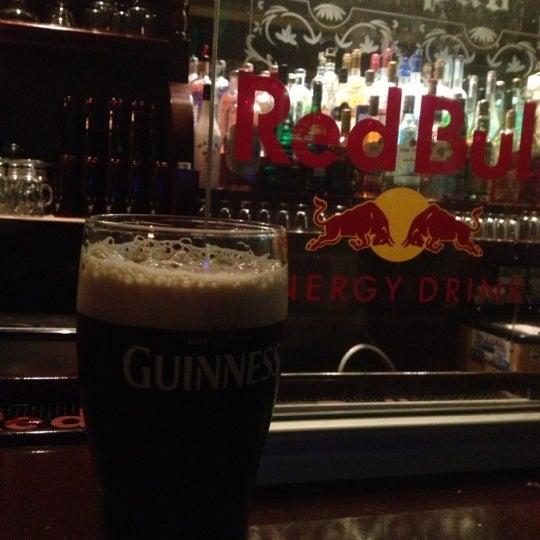 Photo taken at Dublin's Irish Pub by Frank M. on 10/14/2012