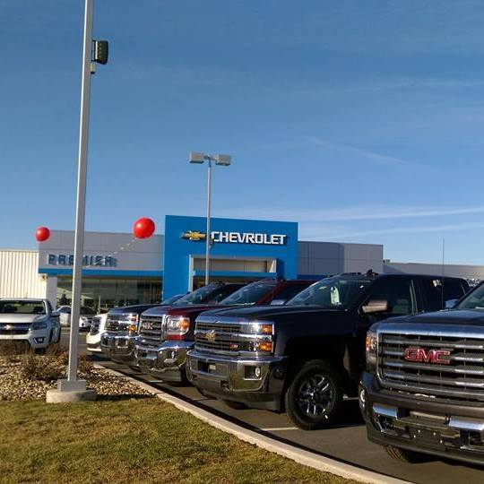 Buick Dealership Austin: Premier Chevrolet Buick GMC