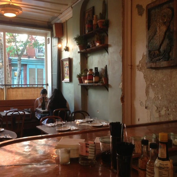 Photo taken at Vinegar Hill House by Anne B. on 6/5/2013