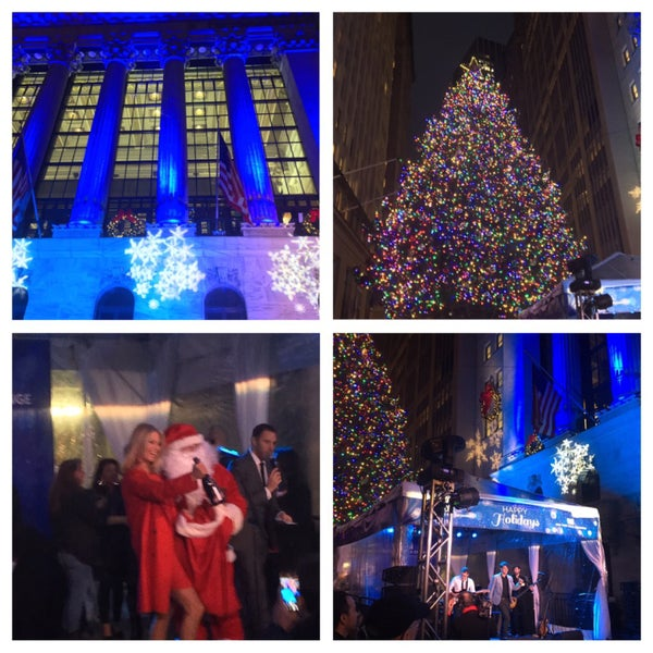 Photo taken at NYSE Euronext by Anne B. on 12/3/2016