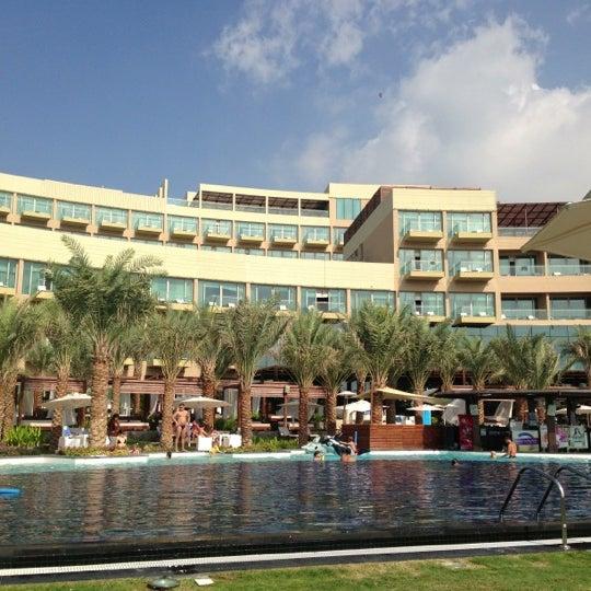 12/1/2012 tarihinde Pissokziyaretçi tarafından Rixos The Palm Dubai'de çekilen fotoğraf