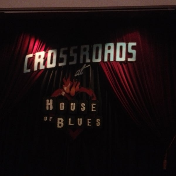 Foto scattata a House of Blues da Bill S. il 4/17/2013