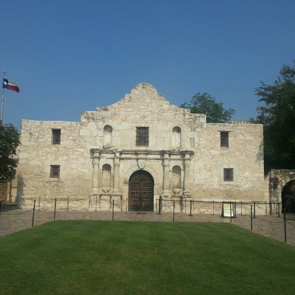 Photo taken at The Alamo by Barry W. on 5/23/2013