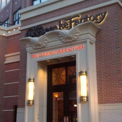 We find 1 Cheesecake Factory locations in Danbury (CT). All Cheesecake Factory locations near you in Danbury (CT).