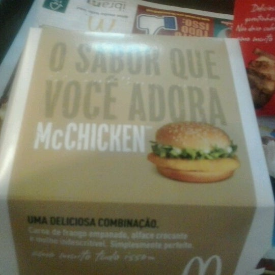 Photo taken at McDonald's by Daniele C. on 11/3/2012