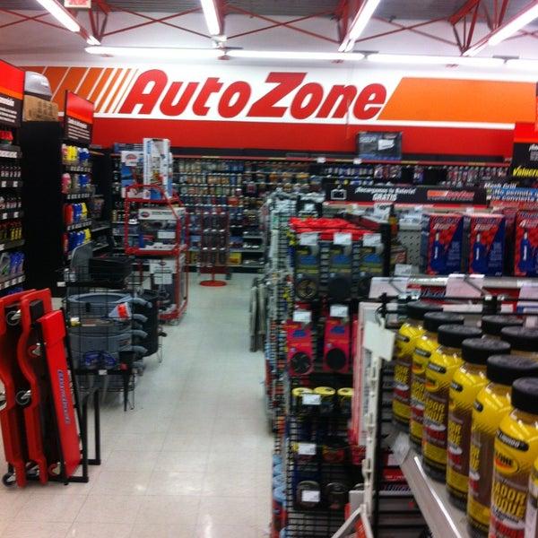 Auto Zone Cuauhtemoc Automotive Shop