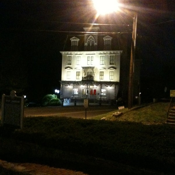 Photo taken at Goodspeed Opera House by Jim D. on 5/19/2013
