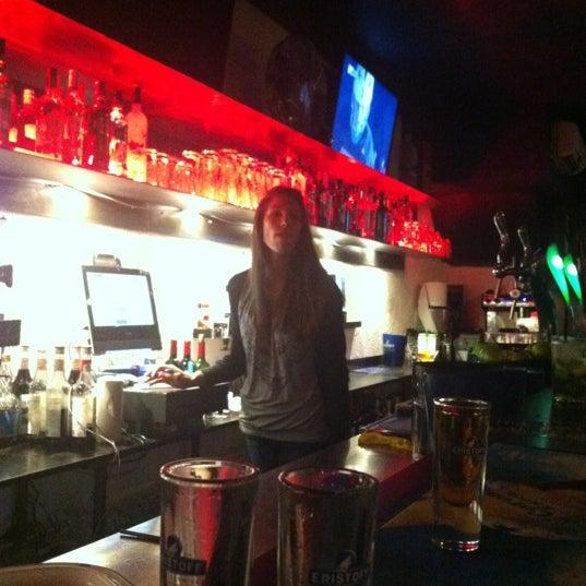 Foto tirada no(a) Le Bar d'Ixelles por Theo M. em 10/10/2012
